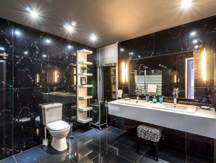 Décoration pour salle de bain
