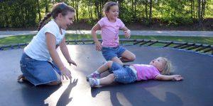 Trampoline pour enfants, le top des offres