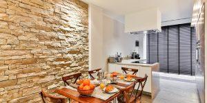 Cuisine moderne, un espace privilégié pour la famille