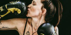 Le punching-ball, outil parfait pour se tonifier constamment